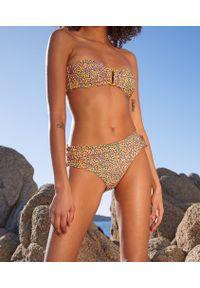 Wielokolorowe dół bikini Etam