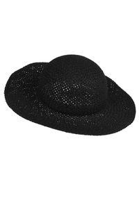 Czarny kapelusz TOP SECRET