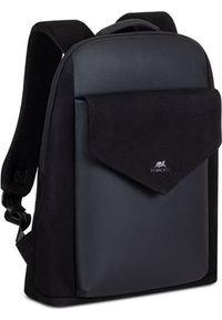 "Plecak RivaCase RIVACASE Cardiff 8524 Plecak laptop 14"" czarny. Kolor: czarny"
