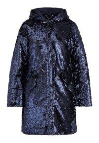 Niebieska kurtka zimowa MAX&Co.