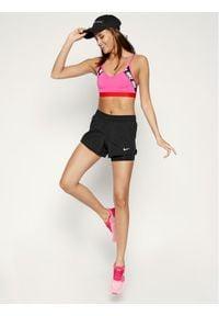 Nike Szorty sportowe 2-In-1 Running CK1004 Czarny Standard Fit. Kolor: czarny. Sport: bieganie
