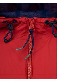Czerwona kurtka przejściowa Pepe Jeans