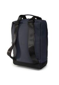 Niebieska torba na laptopa Tretorn