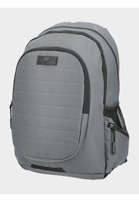 4f - Plecak miejski. Kolor: szary