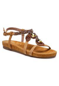 Żółte sandały Alma En Pena