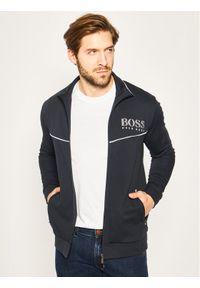 Niebieska bluza BOSS