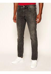 Just Cavalli Jeansy Slim Fit S01LA0091 Szary Slim Fit. Kolor: szary. Materiał: jeans