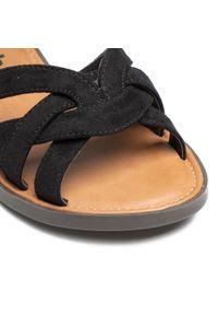 Refresh - Sandały REFRESH - 72750 Black. Kolor: czarny. Materiał: materiał #4