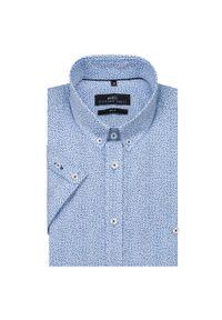 Koszula Giacomo Conti w kolorowe wzory, elegancka