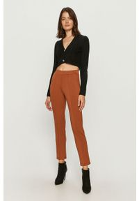 Spodnie materiałowe TwinSet klasyczne
