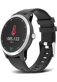 Smartwatch ProMedix PR-510 Czarny (PR-510). Rodzaj zegarka: smartwatch. Kolor: czarny
