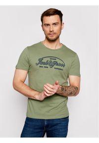 Zielony t-shirt Jack & Jones