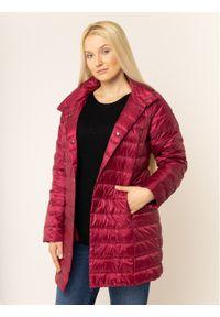 Różowy płaszcz Persona by Marina Rinaldi