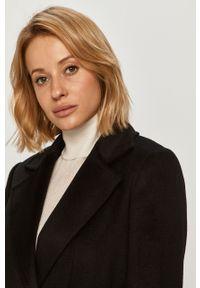 Czarny płaszcz MAX&Co. bez kaptura, casualowy, na co dzień #6