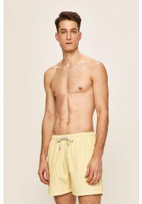 Żółte kąpielówki John Frank
