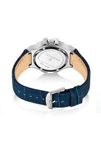 Niebieski zegarek Maserati