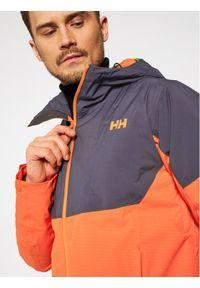 Helly Hansen Kurtka narciarska Riva Lifaloft 65741 Pomarańczowy Regular Fit. Kolor: pomarańczowy. Sport: narciarstwo