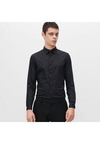 Czarna koszula Reserved