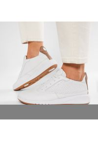 Geox Sneakersy D Aerantis A D02HNA 00085 C1000 Biały. Kolor: biały