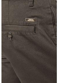 Szare spodnie Armani Exchange