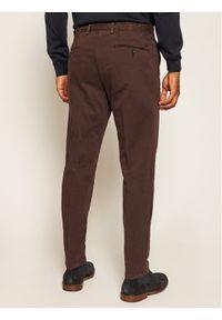 Brązowe spodnie Oscar Jacobson
