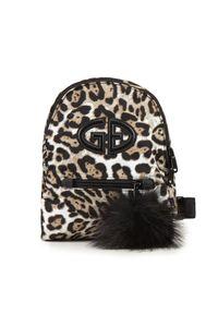 Plecak Goldbergh z motywem zwierzęcym