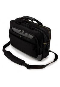 Czarna torba na laptopa TARGUS biznesowa
