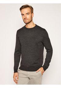 Szary sweter klasyczny Polo Ralph Lauren polo