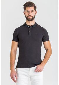 Koszulka polo Emporio Armani elegancka, polo