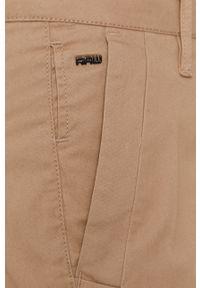 Beżowe jeansy G-Star RAW gładkie
