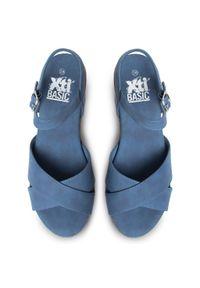 Niebieskie sandały Xti