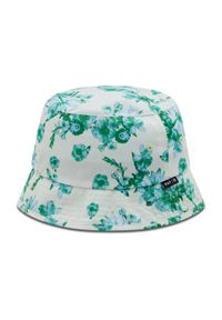 Bucket HUF - Dazy HT00564 Unbleched. Kolor: zielony. Materiał: materiał, poliester