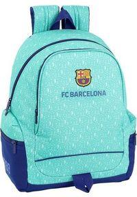 FC Barcelona Plecak szkolny F.C. Barcelona Turkusowy. Kolor: turkusowy