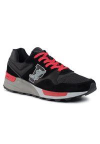 Czarne sneakersy Polo Ralph Lauren z cholewką