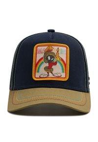 CapsLab - Czapka z daszkiem CAPSLAB - Freegun Looney Tunes CL/LOO3/1/MAR1 Kolorowy Zielony. Kolor: zielony. Materiał: materiał, bawełna, poliester. Wzór: kolorowy