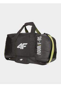 Żółta torba sportowa 4f