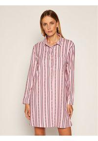 DKNY Koszula nocna YI2322412 Różowy Regular Fit