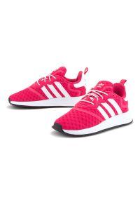 Adidas - ADIDAS ORIGINALS X_PLR S > FW0446. Okazja: na co dzień. Zapięcie: pasek. Materiał: skóra, guma, syntetyk. Szerokość cholewki: normalna. Wzór: paski, aplikacja. Model: Adidas X_plr