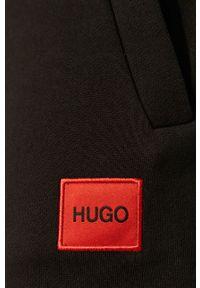 Czarne spodnie dresowe Hugo #4