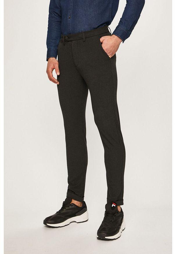Szare spodnie Jack & Jones