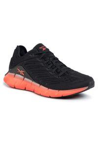 Czarne buty sportowe Reebok z cholewką