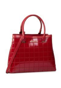 Czerwona torebka klasyczna Jenny Fairy klasyczna