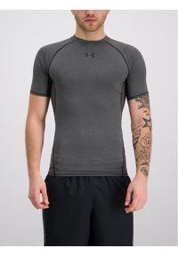 Under Armour T-Shirt 1257468 Szary Slim Fit. Kolor: szary