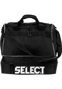 SELECT - Select Torba piłkarska męska Select czarna 53 l. Kolor: czarny. Sport: piłka nożna