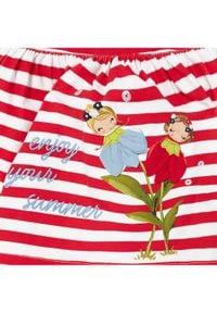 Mayoral Sukienka codzienna 1991 Czerwony Regular Fit. Okazja: na co dzień. Kolor: czerwony. Typ sukienki: proste. Styl: casual