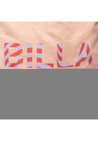 Billabong - Torebka BILLABONG - Surf Tote W9BG02BIP1 Tropcl Peach 4656. Kolor: pomarańczowy. Styl: klasyczny