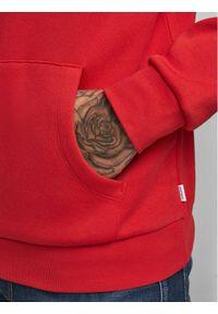 Jack & Jones - Jack&Jones Bluza Ecorp 12152840 Czerwony Regular Fit. Kolor: czerwony #6