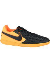 Czarne halówki Nike z cholewką, w kolorowe wzory #1