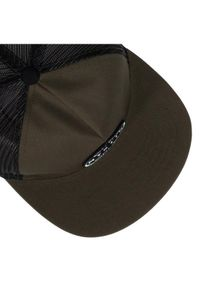 Zielona czapka Mystic