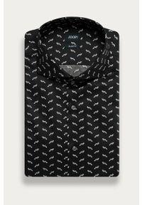 Czarna koszula JOOP! casualowa, na co dzień